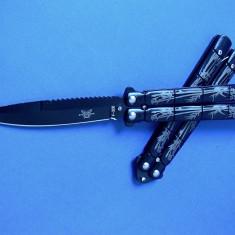 Briceag/Cutit vanatoare, Cutit tactic - CUTIT BUTTERFLY BALISONG. Cutit Butterfly, Balisong BENCHMADE Made in SUA