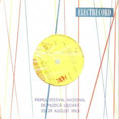 Vinil - Alin Noreanu - Muzica Jazz electrecord