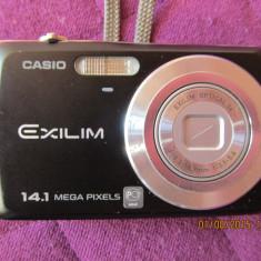 CASIO 14.1 Mp Exilim EX-Z37 Aparat foto - Aparat Foto compact Casio, 14 Mpx