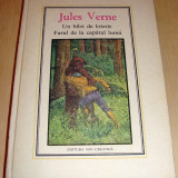 Carte de povesti - Un bilet de loterie / Farul de la capatul lumii - Jules Verne / nr. 9