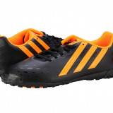 Ghete fotbal barbati Adidas Performance FF X-ITE black-solzes-solzes F32528