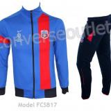 Trening NIKE - FC STEAUA BUCURESTI - Bluza si pantaloni conici - Pret special - - Trening barbati, Marime: S, Culoare: Bleu, Bleumarin