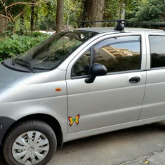 Bare Auto transversale - Bare Transversale Portbagaj DAEWOO MATIZ / TICO / NUBIRA / LEGANZA