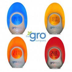GROEGG - monitorizare temperatura camera bebelus - Termometru copii