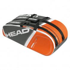 TERMOBAG COMBI HEAD CORE 15 150 LEI - Geanta tenis