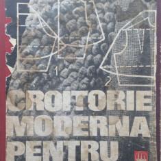 Carte design vestimentar - CROITORIE MODERNA PENTRU FEMEI - Natalia Tautu-Stanescu (1969)