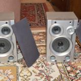 Vind 2 boxe 3 canale 4 Ohm bass reflex