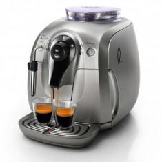 Expresor cafea Philips Saeco Xsmall Chrome HD8747/09 - Espressor automat