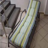 Scaun gradina - Perna Tropica 50 x 175 cm pentru scaun relaxare si sezlong RoyalGarden