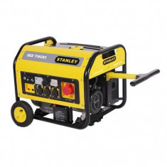 Generator de curent Stanley - SG7500 - Generator curent