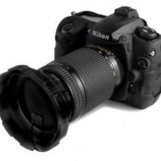 Accesoriu Proiectie Aparate Foto - Camera Armor CA-1114-BLK - Carcasa protectoare pentru Nikon D200