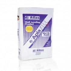 Glet de finisaj pe baza de ciment alb pentru exterior Apla Fill - 10 kg