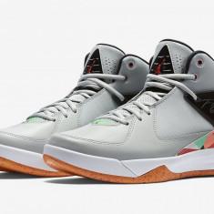 Noi! Bascheti Nike Jordan Air Incline, barbati mar 46 - Adidasi barbati Nike, Culoare: Gri, Piele naturala