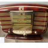 RADIO ZVEZDA, RUSESC, ANUL 1956 .SE VINDE NUMAI CU PLATA IN AVANS . - Aparat radio