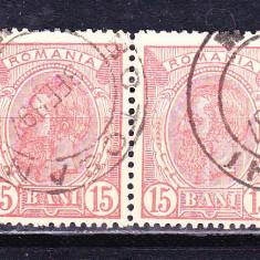 Timbre RO. 1900 -1911 = CAROL I