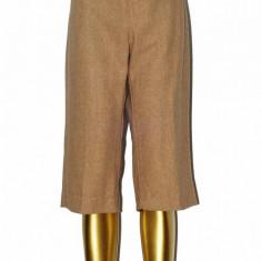 Pantaloni dama - Pantaloni JackPot, stofa lana, marime 38