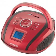 Combina audio - Hyundai Boombox TR1088SU3RB, USB/SD, tuner FM, aux-in