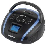 Combina audio - Hyundai Boombox TR1088BT3BBL, USB/SD, tuner FM, Bluetooth