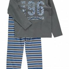 Haine copii - Pijama copii 5-12 ani - Name it - art. 13120319 gri