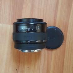 Obiectiv DSLR - Obiectiv Sigma zoom master 35-70 Sony Alpha Minolta