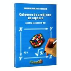Culegere de probleme de algebra pentru clasele IX-XII - Manual scolar, Clasa 12