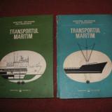 A. Beziris, Gh. Bamboi-Transportul maritim, probleme tehnice de exploatare(2 vol) - Carti Transporturi