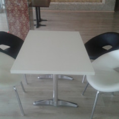 Scaune cafenea F01 - Mobila pentru baruri si cluburi