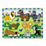 Puzzle in Relief Animale de Companie