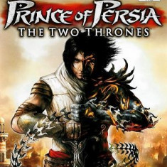 Jocuri PS2 Ubisoft, Actiune, 16+, Single player - Prince of Persia: The Two Thrones - Joc ORIGINAL - PS2