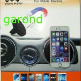 Suport auto, cu magnet, pentru telefoane /09558
