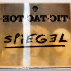 TIC TAC TOE - Spiegel (maxi-single) - Muzica Pop warner, CD
