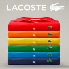 Tricouri Lacoste | Tricouri Polo | 100% originale - Tricou barbati Lacoste, Marime: S, M, L, XL, XXL, XXXL, Culoare: Alta, Maneca scurta, Bumbac