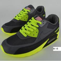 Adidasi barbati Nike, Textil - Nike Air Max -model nou