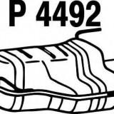 Toba esapament finala OPEL ASTRA F 2.0 i 16V - FENNO P4492