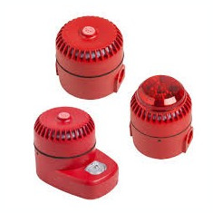 SIRENA ADRESABILA CU FLASH INTERIOR / EXTERIOR SIRAYL - Sisteme de alarma