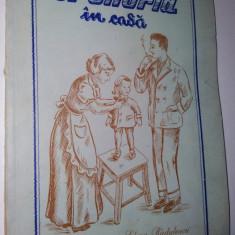 CROITORIA IN CASA - Elena Radulescu Medias 1957