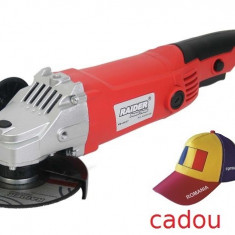020139-Flex (polizor unghiular) 125 mm - 1200 W Raider Power Tools