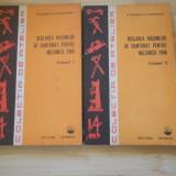 M. AELENEI--REGLAREA MSINILOR DE DANTURAT PENTRU MECANICA FINA - 2 VOL. - Carti Mecanica
