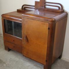 Mobilier - Comoda din lemn masiv, stil Biedermeier; Dulap; Servanta; Bufet