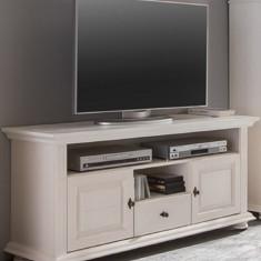 Set mobila dormitor - Comoda TV Mona lemn masiv 29010