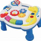 Jucarie zornaitoare Baby Mix - Masuta Educativa Dino