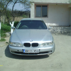 Autoturism BMW, Model: 2000, An Fabricatie: 2001, Benzina, 4000 km, 2000 cmc - BMW 520i
