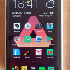 Telefon mobil Samsung Galaxy Note 2, Gri, 16GB, Neblocat - Samsung Galaxy Note 2 LTE GT N7105