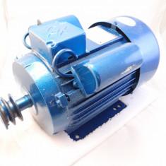 Motor electric - Motor 3 kw Monofazat 3000 Rpm NOU - Livrare Gratuita