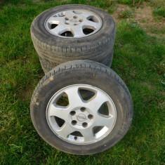 Janta aliaj Opel, Diametru: 15, Numar prezoane: 5 - Jante aluminiu aliaj 15'' pe Opel Zafira, Astra H
