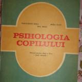 Psihologia copilului an 1993/ 214pag- E.Verza, M.Zlate, P.Golu - Carte Psihologie
