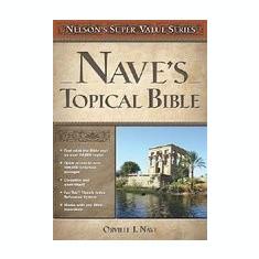 Carte Literatura Engleza - Nave's Topical Bible
