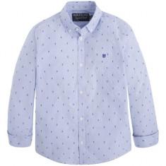 Camasa baieti Mayoral 6150 (Culoare: albastru deschis, Imbracaminte pentru varsta: 10 ani - 140 cm)