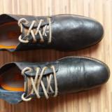 Pantofi Bugatti originali,piele naturala,marimea 41,5-26 cm.