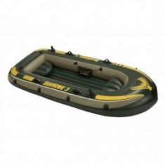 Barca Pescuit - Barca gonflabila pentru trei persoane Intex 68349